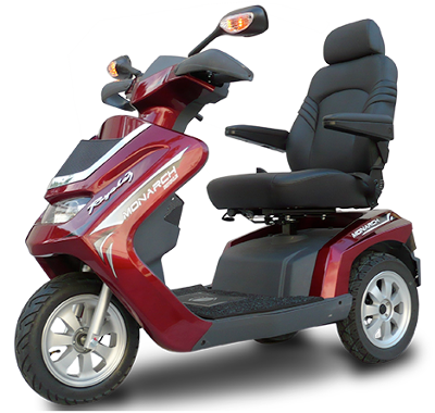ev rider mobility scooter